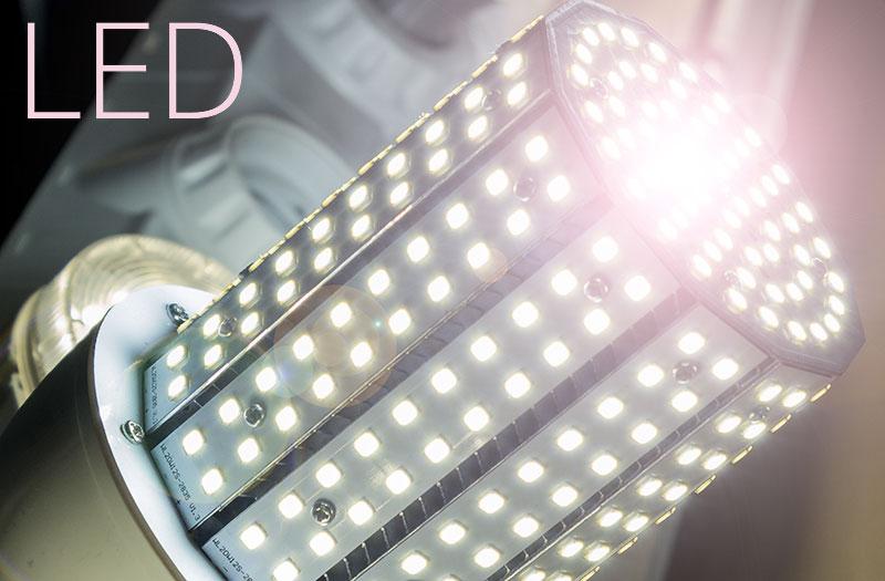Die effektivsten Vorteile von LED