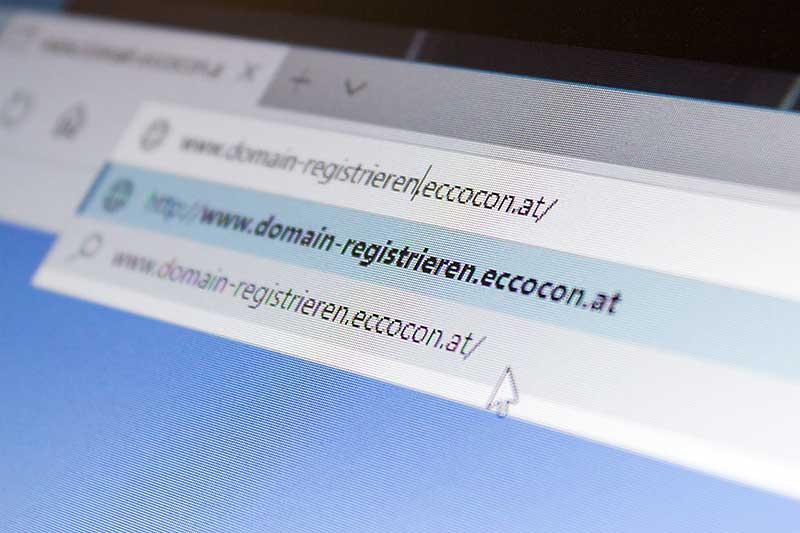 Domainregistrierung & Serververwaltung